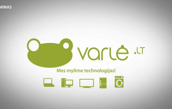 VARLĖ.LT Televizinė reklama