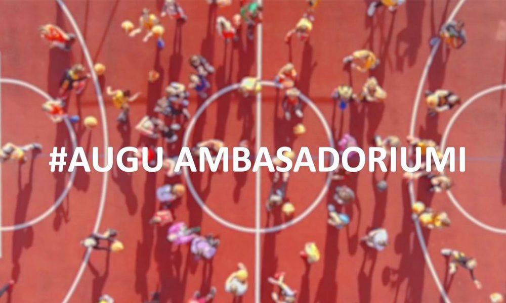Video klipo kurimas - Augu ambasadoriumi